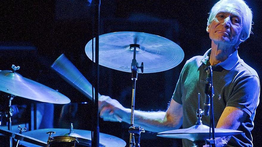 Muere Charlie Watts, el discreto y colosal batería de los Rolling Stones