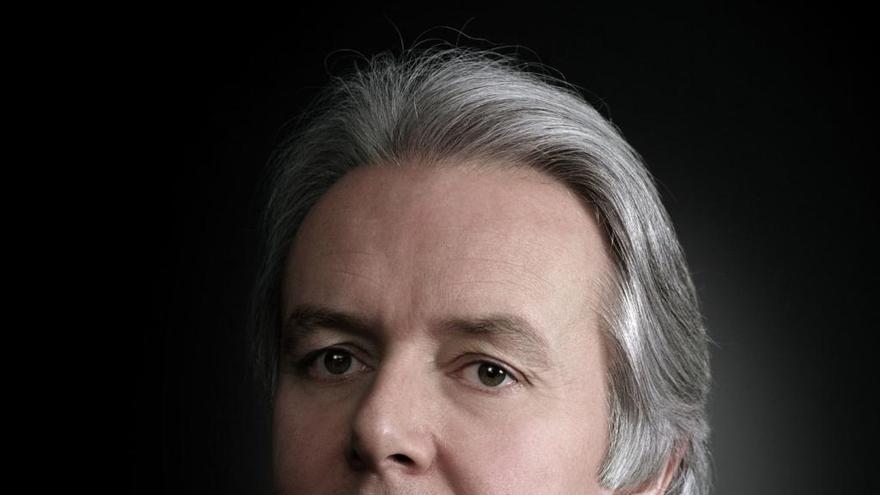 Concierto de Christian Blackshaw al piano en el Principal de Alicante