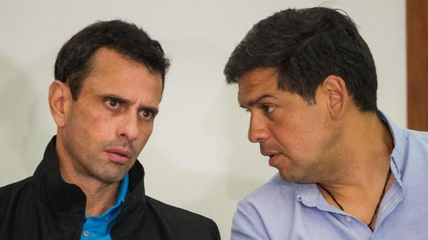La oposición venezolana denuncia maniobras para restarle votos