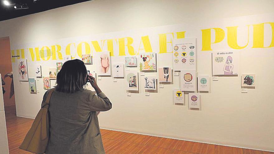 El Centro de Historias reflexiona sobre la emancipación de la mujer a través de la moda íntima