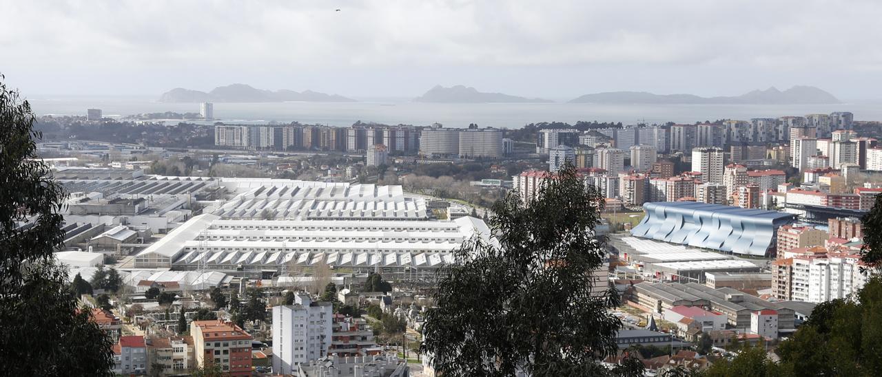 La planta de Stellantis en Vigo