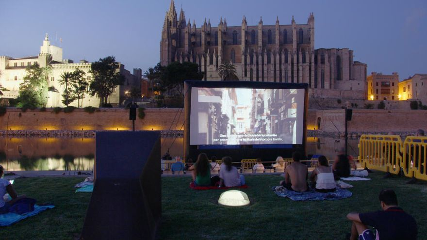 Los palmesanos podrán elegir la mitad de las 26 películas del Cinema a la Fresca