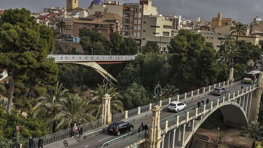La restricción del tráfico en los puentes depende todavía de una aplicación que saldrá a concurso