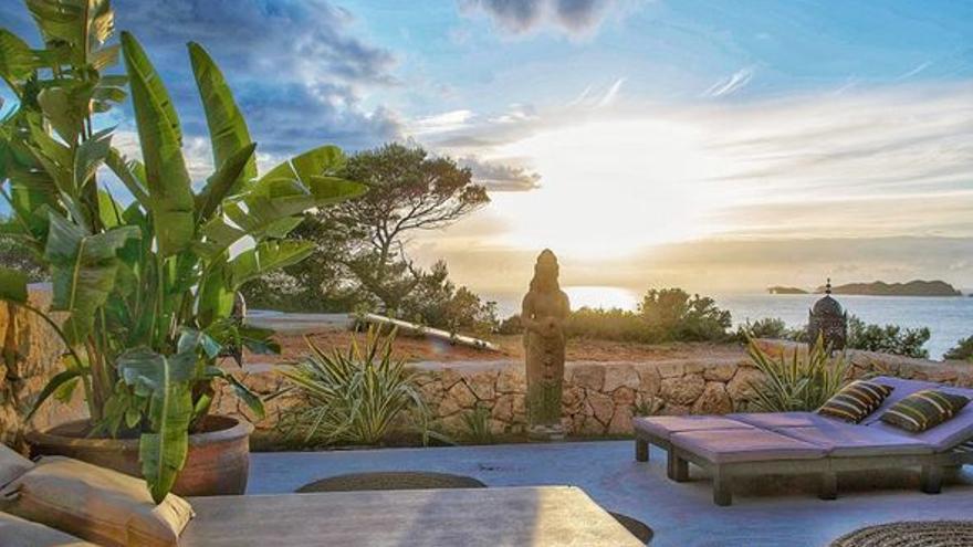 Casas en venta en Ibiza en las que las vistas son unas de sus grandes protagonistas