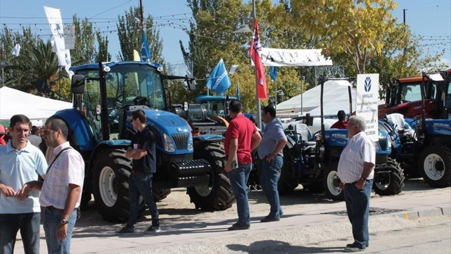 Hoy abre sus puertas al público la 40ª edición de Agropriego