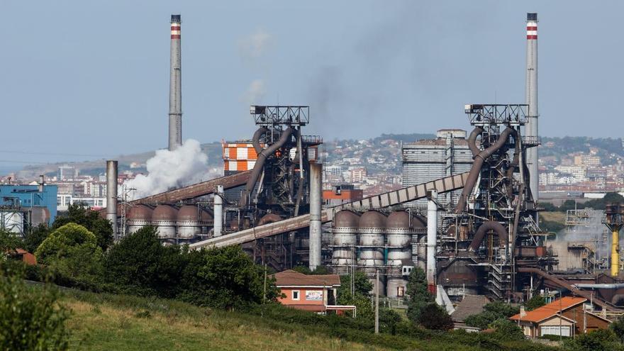 Arcelor quiere negociar ya un plan de ajuste para los talleres de largos en Gijón