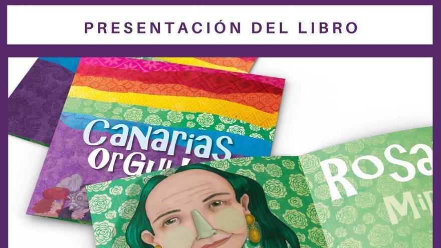 Presentación del libro Canarias Orgullosa