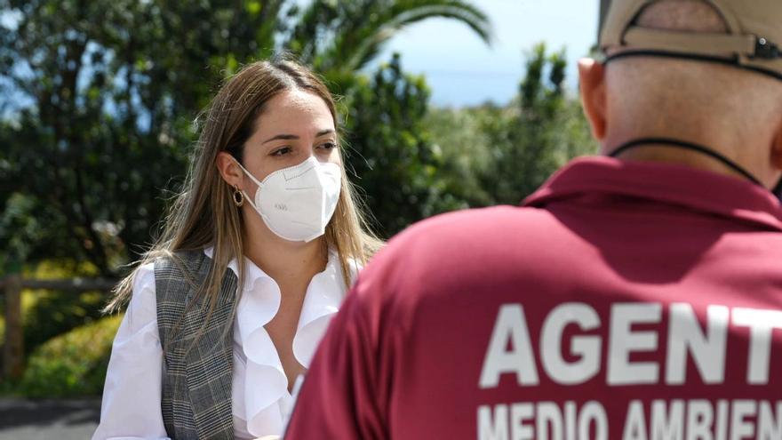 La Palma ampliará la red contra incendios de Cumbre Vieja en más de 3 kilómetros