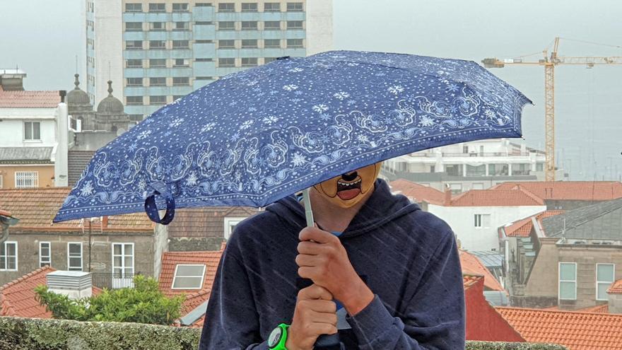 Odette llega con frío polar a Galicia: ¿nevará en el primer fin de semana del otoño?