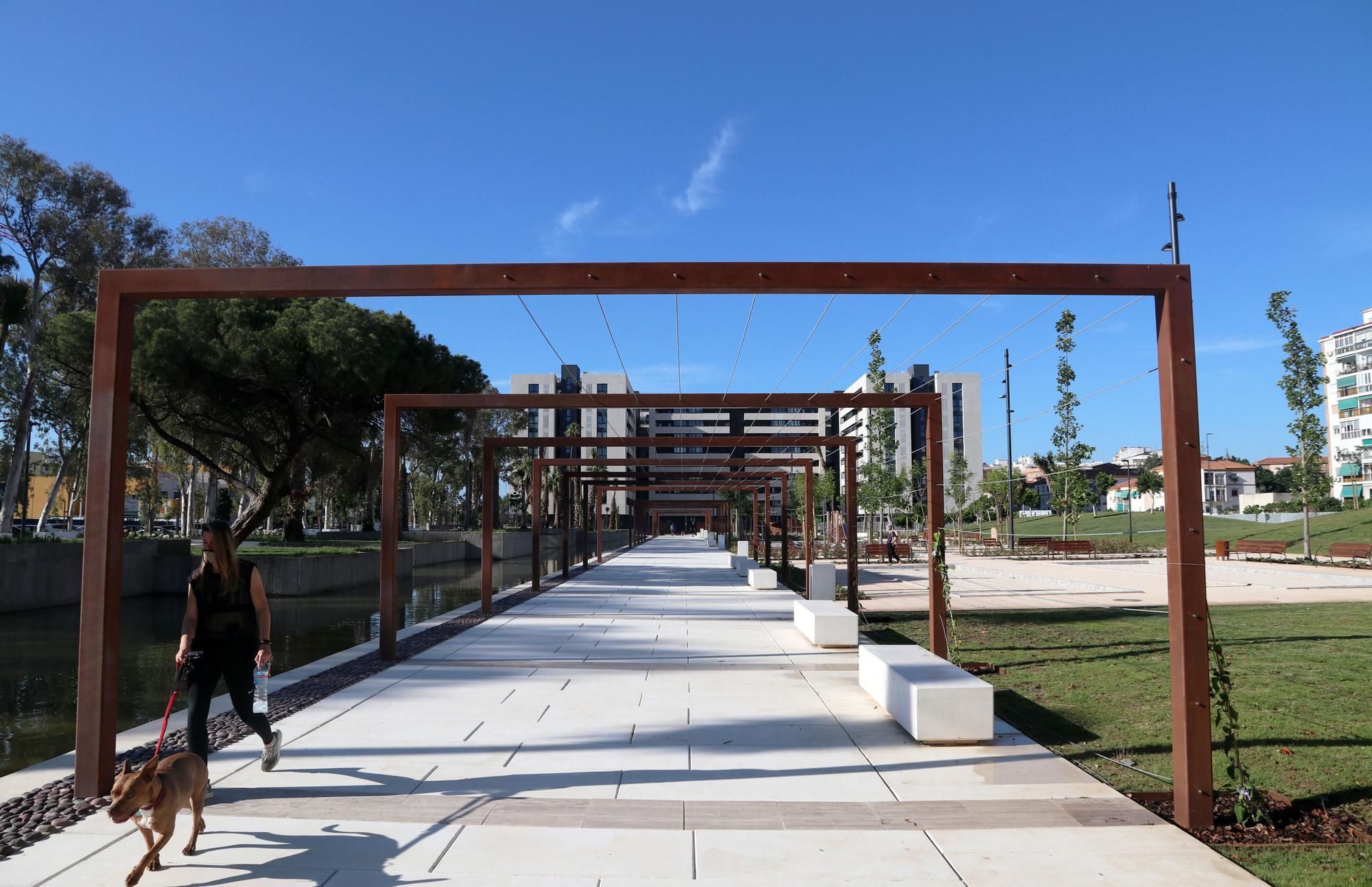 Abre el público el Parque de Martiricos