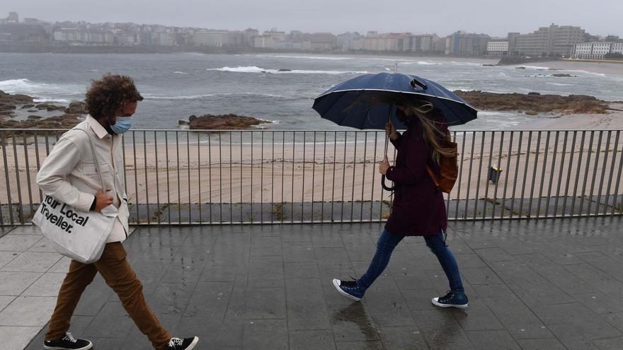 Galicia vivió un junio ligeramente frío y muy húmedo