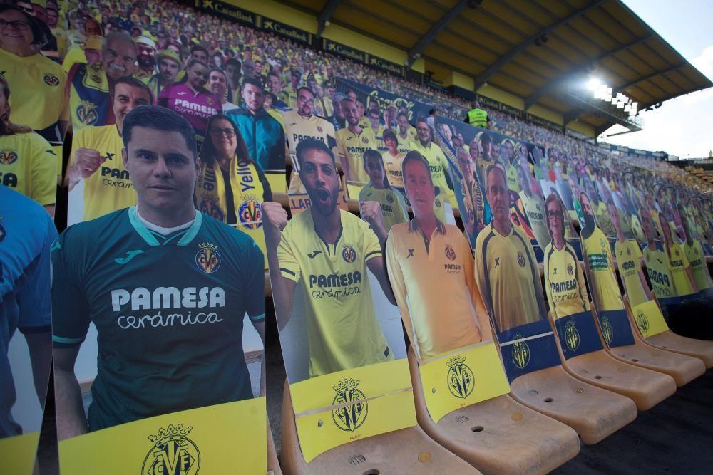 Villarreal - RCD Mallorca: Las imágenes del partido