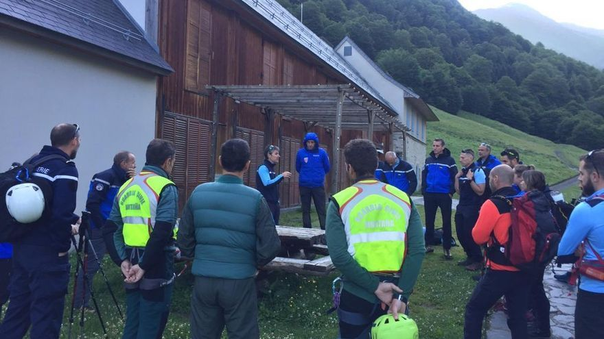 La Guardia Civil reactiva, sin éxito, la búsqueda de la montañera inglesa Esther Dingley