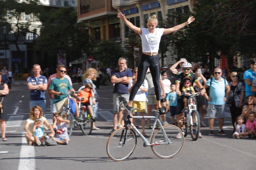 Clausura de la Feria y actos en la plaza del Ayuntamiento