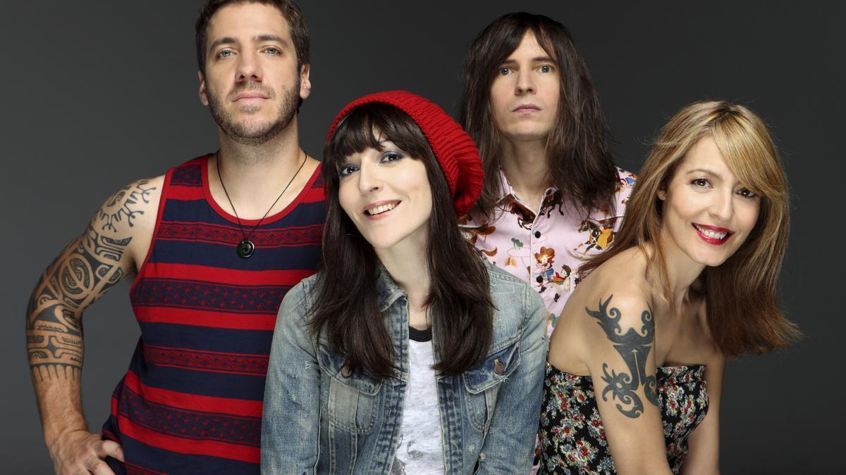 La banda madrileña Dover se separó en 2016.