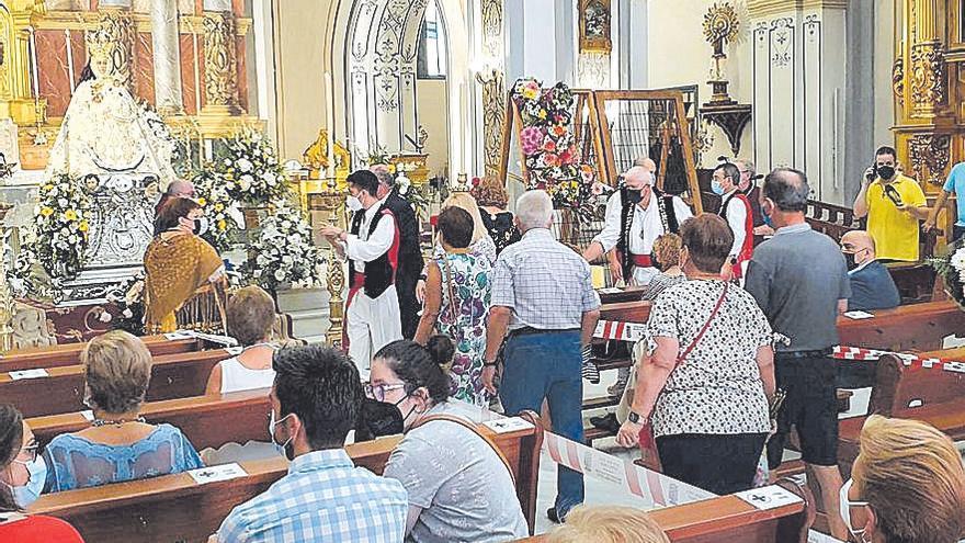 Los actos religiosos en la Región