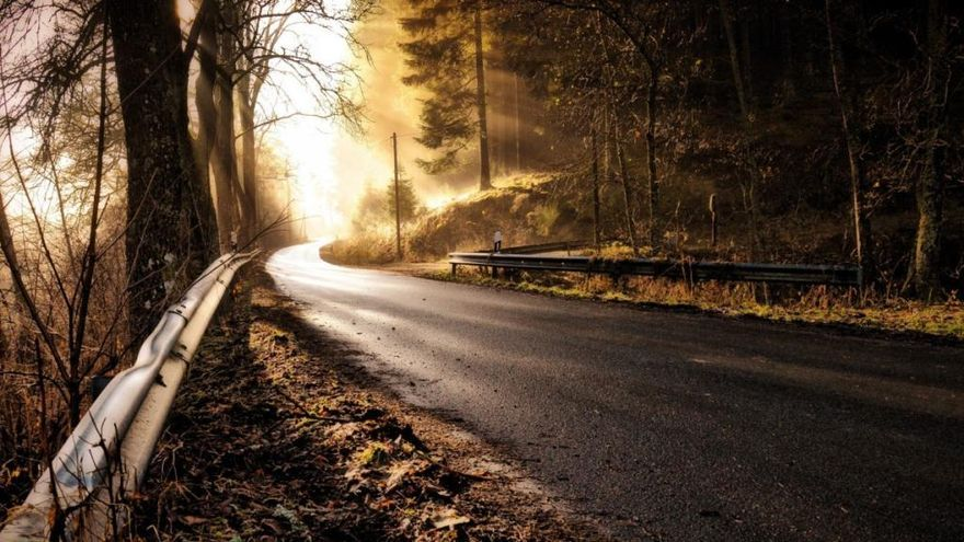 5 carreteras para morirse de miedo en Halloween