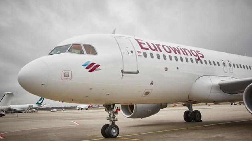 Eurowings startet im Sommer Mallorca-Flüge ab Zürich