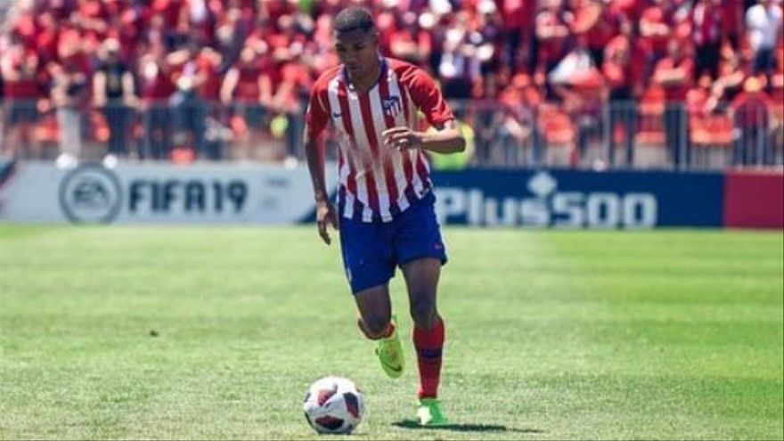 Manny Rodríguez, para competir con Nani