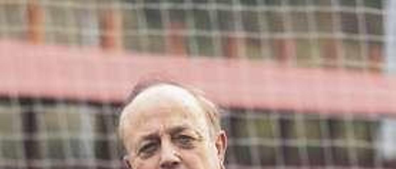 Raúl González, en La Toba.