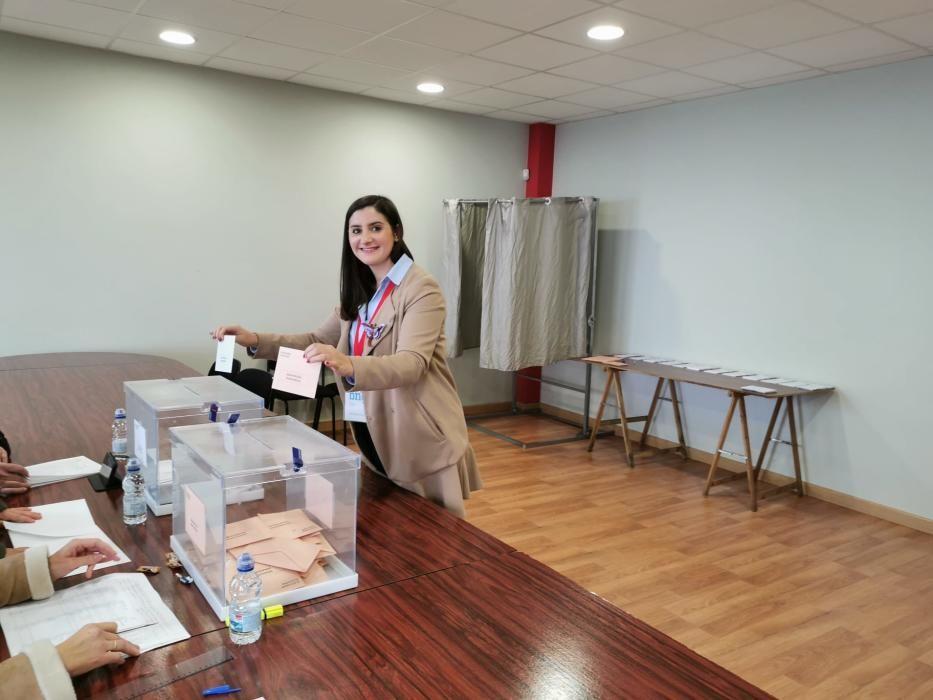 Las imágenes de la jornada electoral del 10N en Galicia. // Fotógrafos Faro de Vigo