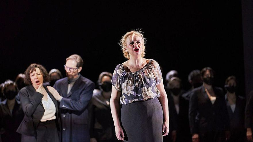 Mireia Pintó torna a l'òpera amb l'«Otello» de Dudamel