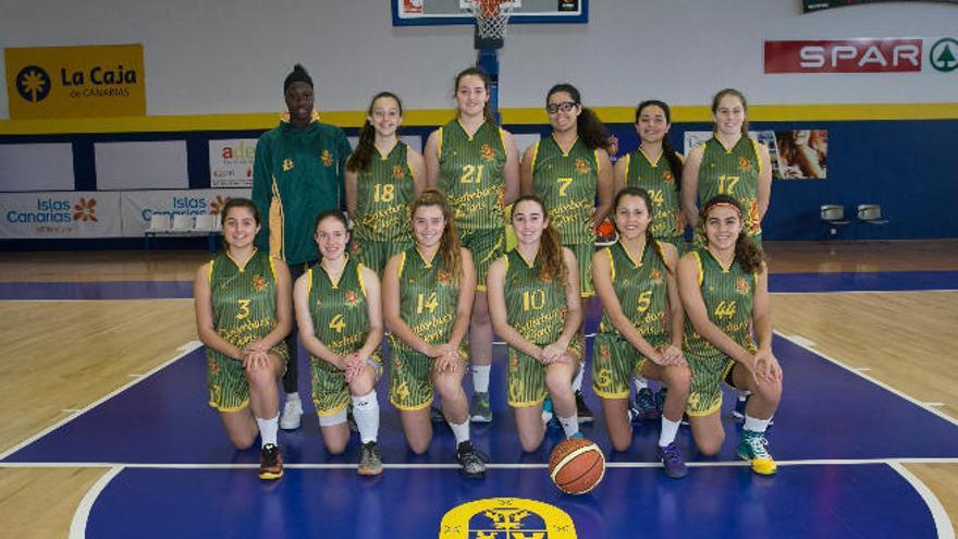 El Spar Gran Canaria deja sin opciones al CIBA Academy