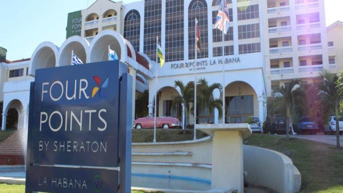 La cadena hotelera Marriott abandona Cuba obligada por Trump