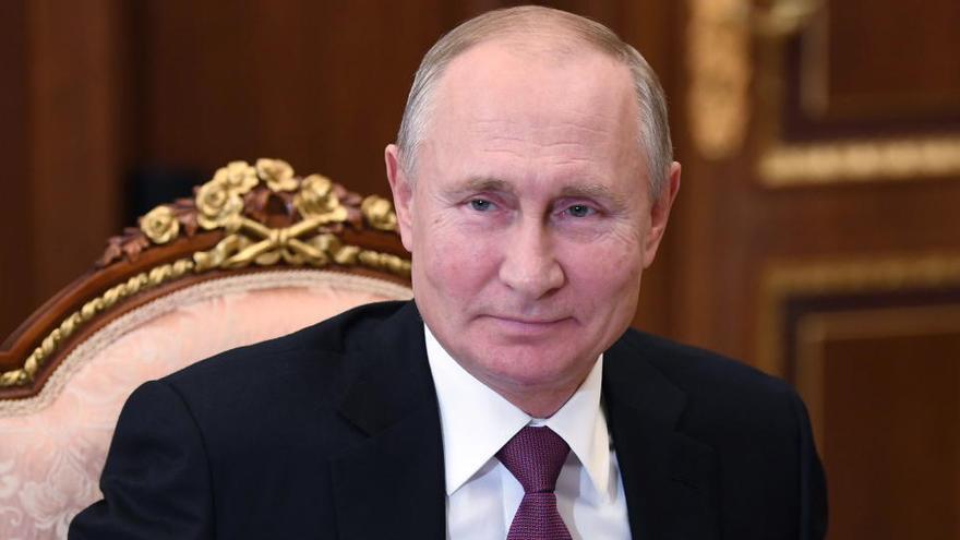 Putin refuerza su inmunidad