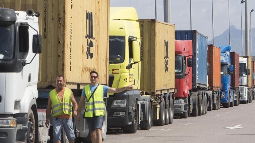 Los puertos españoles vuelven a la normalidad