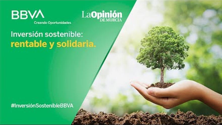 Webinar BBVA Inversion Sostenible: Rentable y Solidaria