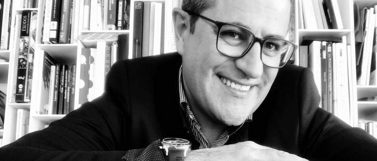Fernando Olivares: «A muchas empresas ya no les compensa fabricar sus productos pero ocultan que los subcontratan»