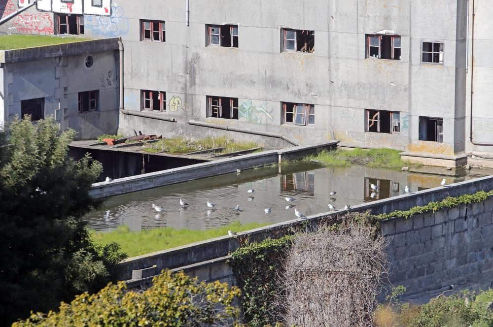 FARO retrata al antiguo edificio vigués desde todos los ángulos.