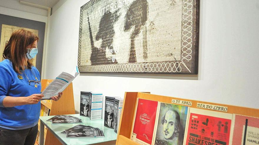 Arousa celebra el Día del Libro con concursos literarios y disfraces