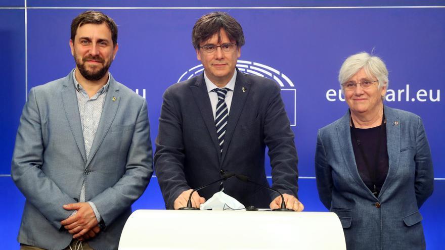 La justícia europea retira la immunitat a Carles Puigdemont