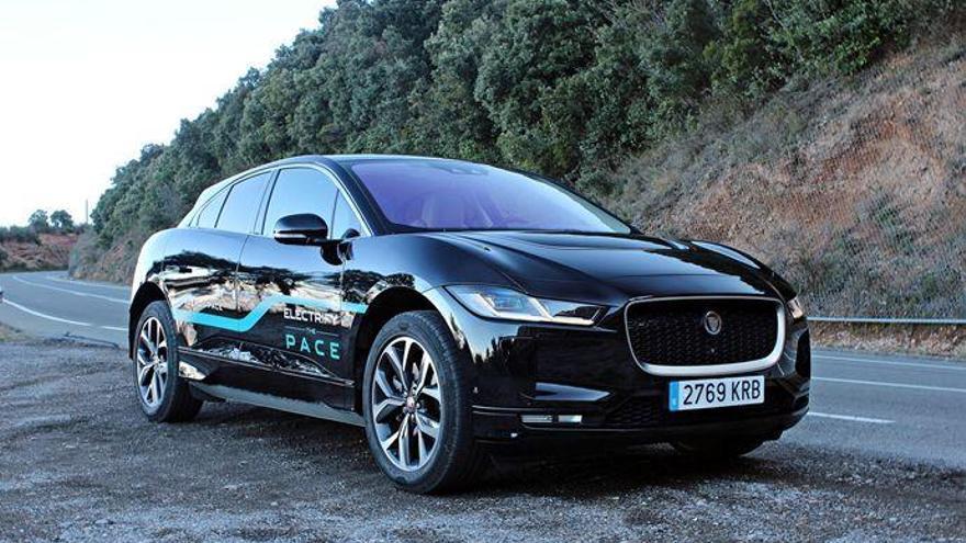 Jaguar I-Pace, provem el cotxe de l'any 2019 a Europa