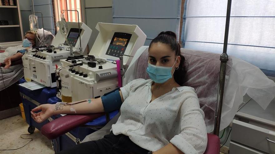 """Eva María Cebrero: """"Muchos pacientes necesitan de esta ayuda para mejorar"""""""