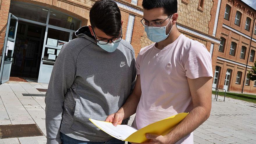 EBAU en Zamora: Segunda oportunidad para entrar a la universidad