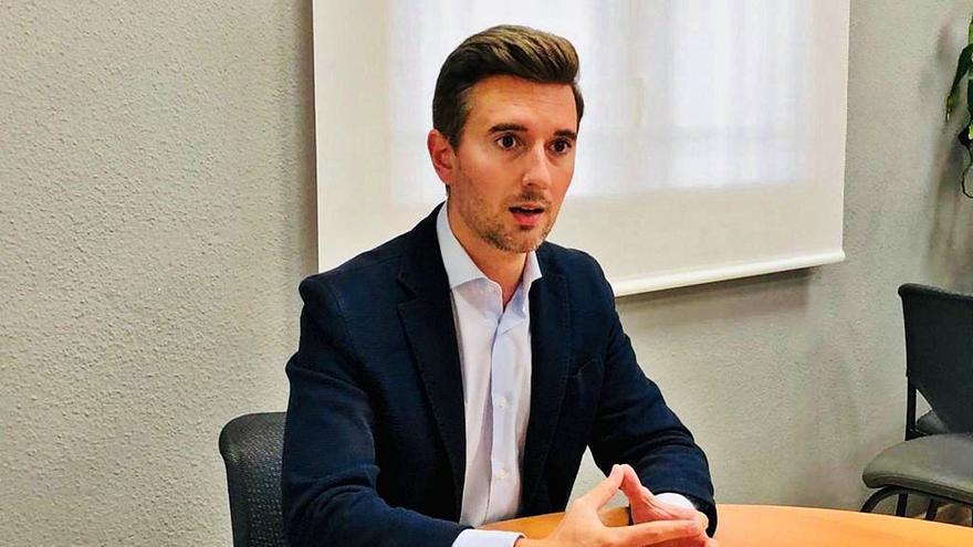"""Víctor Soler Beneyto: """"Ya dijimos, cuando votamos en contra, que el plan de ajuste económico de Gandia era irreal"""""""