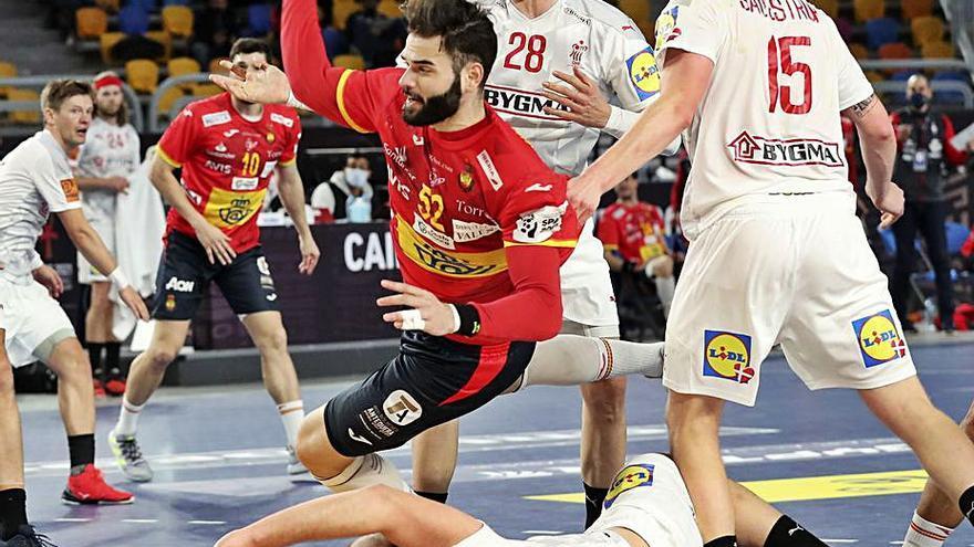 España deberá conformarse con luchar por el bronce