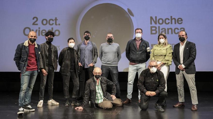 Así será la Noche Blanca de Oviedo: más de 100 artistas para 43 actividades en 40 localizaciones