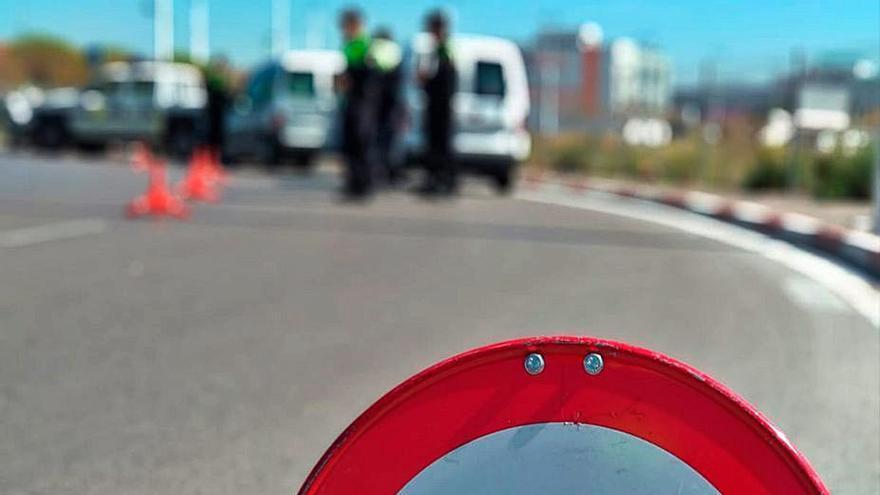 Un detenido y 52 multas en la campaña de control de motos