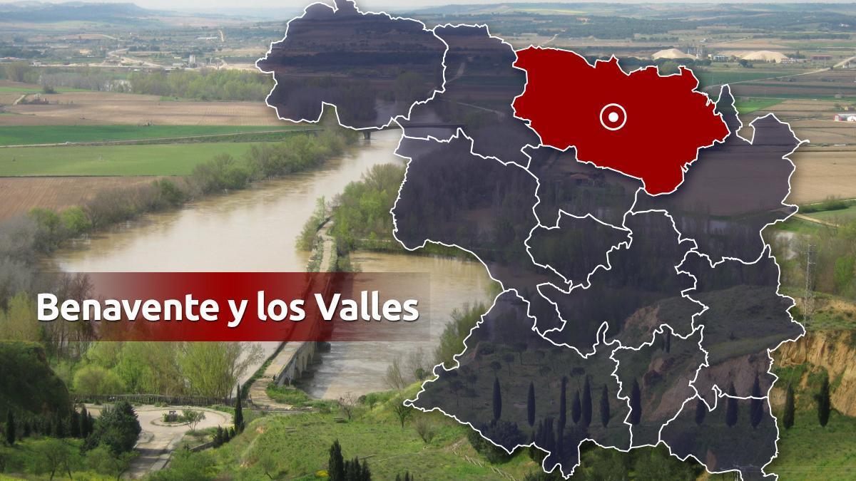 Benavente y Los Valles.