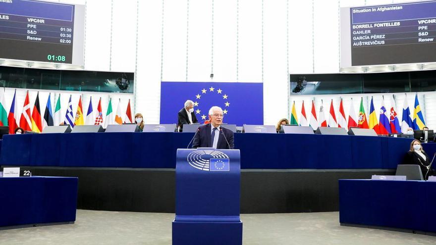 La UE no fue informada del pacto entre EEUU, Reino Unido y Australia