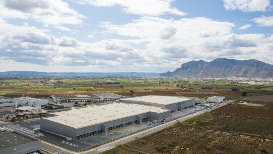 Mercadona invierte 98 millones en la ampliación de su bloque logístico de San Isidro