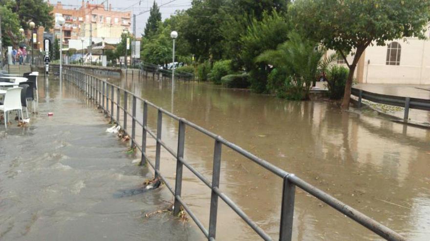 Burjassot, Godella y Rocafort piden al Consell que ejecute cuanto antes el proyecto contra inundaciones