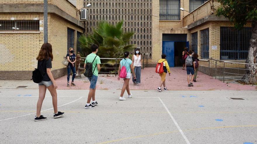 El plazo de matriculación para los centros escolares arranca el 22 de febrero en la Región