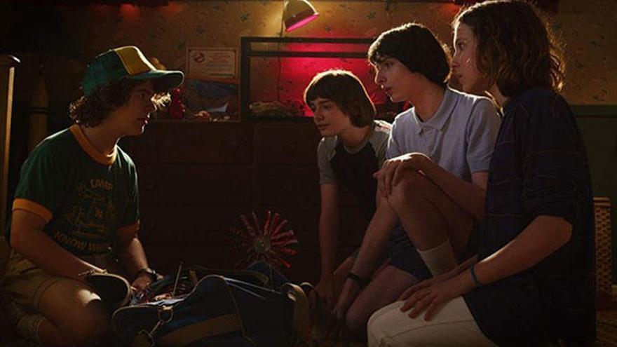 'Stranger Things' regresa con su tercera temporada