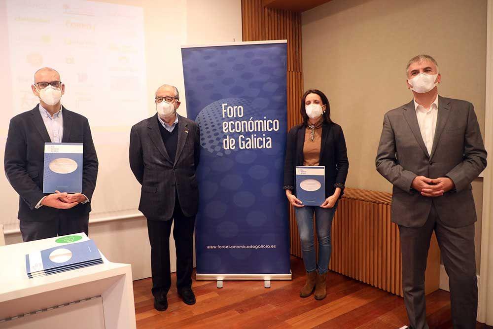 Foro Económico de Galicia en Santiago