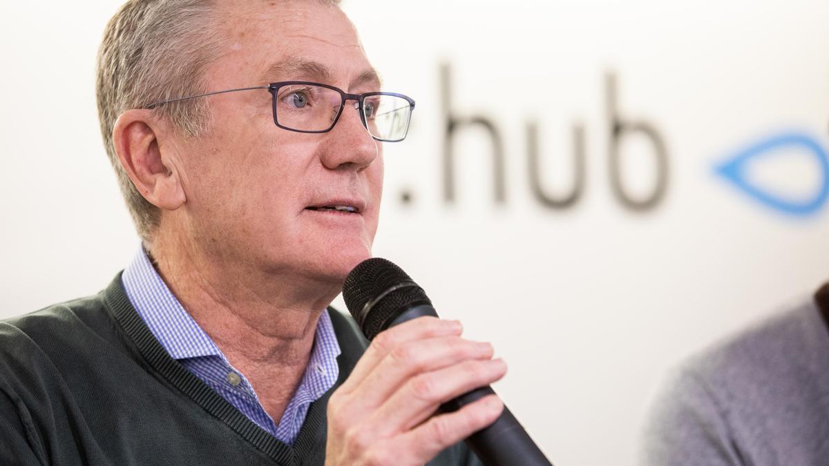 Eugenio Calabuig es presidente de Aguas de València
